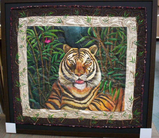 Custom Picture Framing and Artwork eclectic-picture-frames