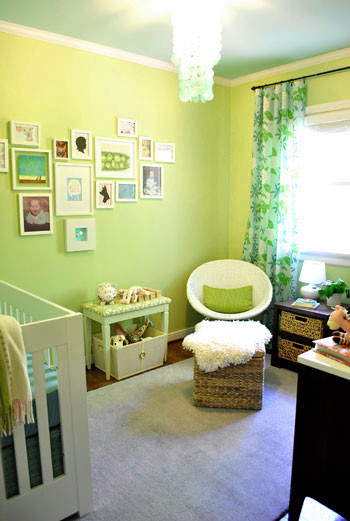 nursery traditional