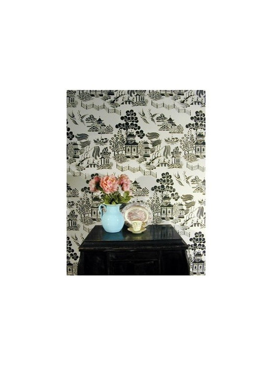 Willow Pattern Repeat -