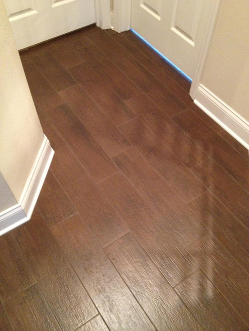 Tile Wood Floors Are Great Alternative To Natural Wood