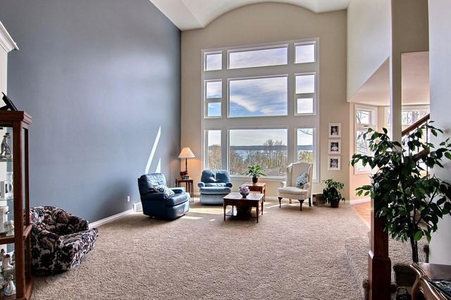 Interior photos traditional-living-room