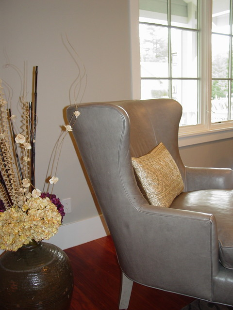 Golf Links Drive on PAR in Los Gatos! eclectic-living-room