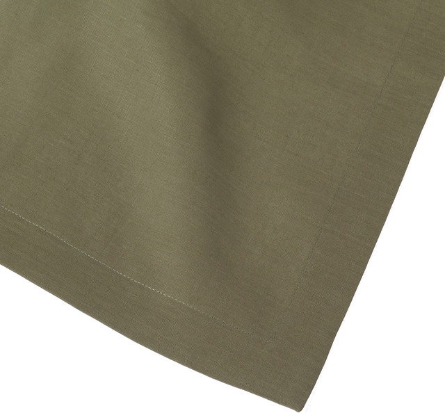 Sage Olive Green Linen Tablecloth 120 Quot Round