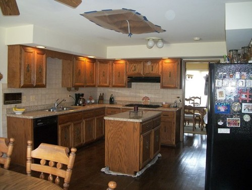 what should i buy to add recessed can lights to kitchen