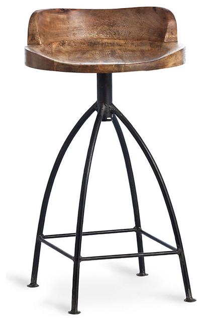 Henson Counter Stool transitional-bar-stools-and-counter-stools