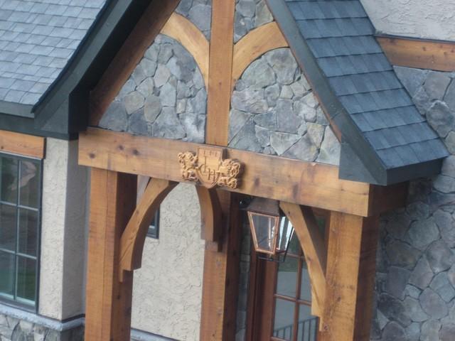 Hartshaw Exterior traditional-exterior