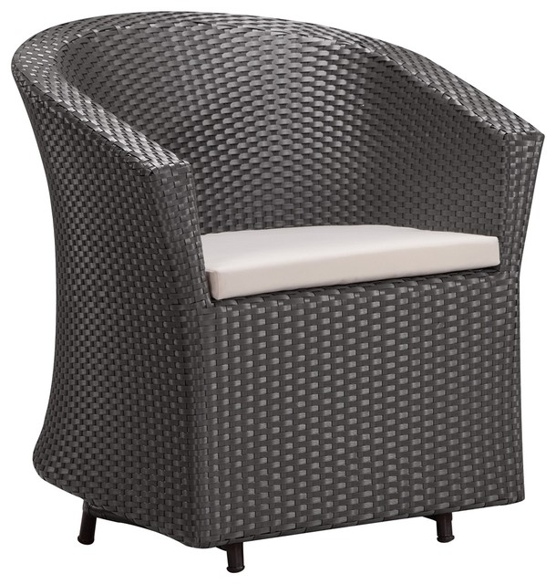 """Horseshoe Bay 33 1/2"""" High Outdoor Chair contemporary-outdoor-lounge-chairs"""