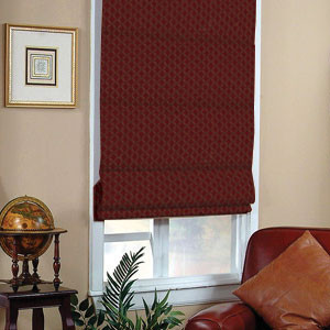 Blindsgalore Designer Roman Shades: Capital contemporary-roman-blinds