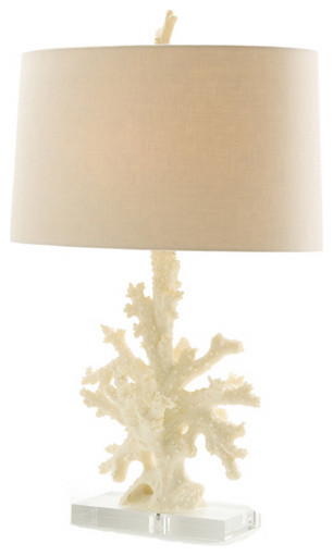 Boca Coral Lamp eclectic table lamps