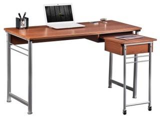 Techni Mobili RTA-224R Retractable Desk - Modern - Desks - by ...