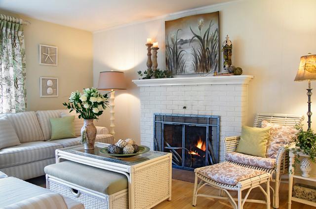 Dream Room  Contest (2013) beach-style-living-room