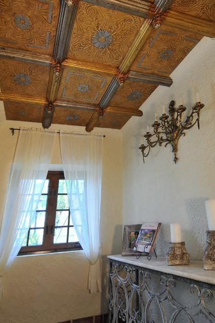 Old Spanish Villa Coral Gables Miami By Decorative
