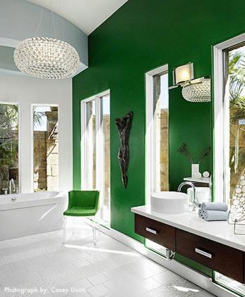 laura britt design modern-bathroom