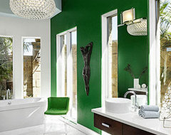 laura britt design modern-bathroom