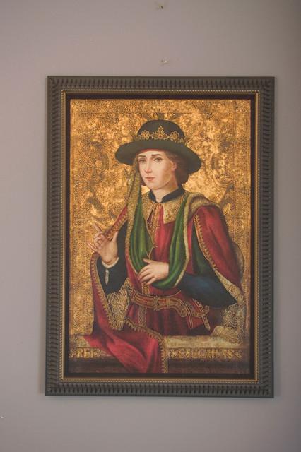John Richard Dame I midcentury