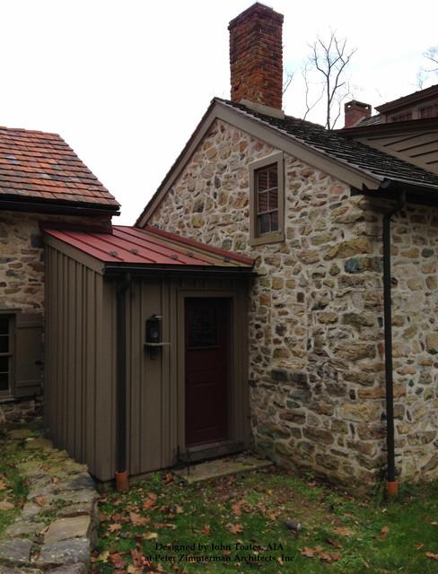 Farm Complex Addition and Renovations - Oley, PA traditional-exterior