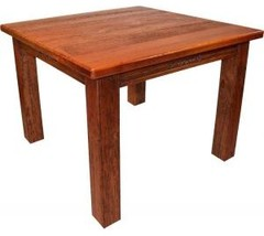 Southwest Collection - Square Taos Dining Table - LR-2107C