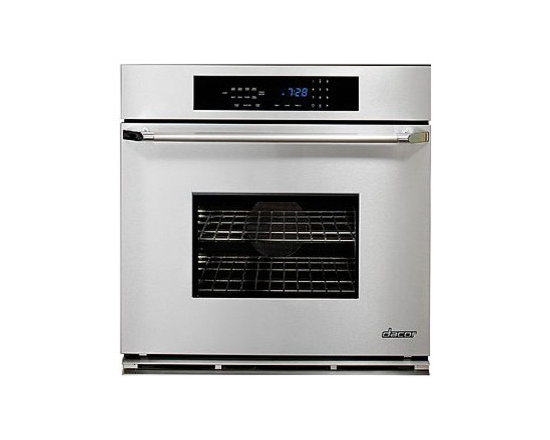 """Dacor Discovery Epicure 27"""" Single Wall Oven, Stainless W/ Chrome Trim 