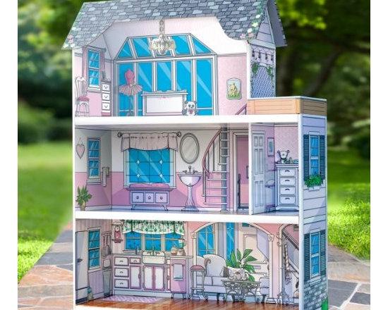 Toy Evolution Pink Dream Dollhouse -