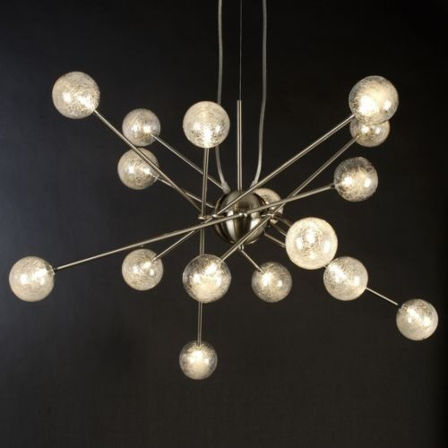 Galaxia Chandelier by Trend Lighting contemporary-chandeliers