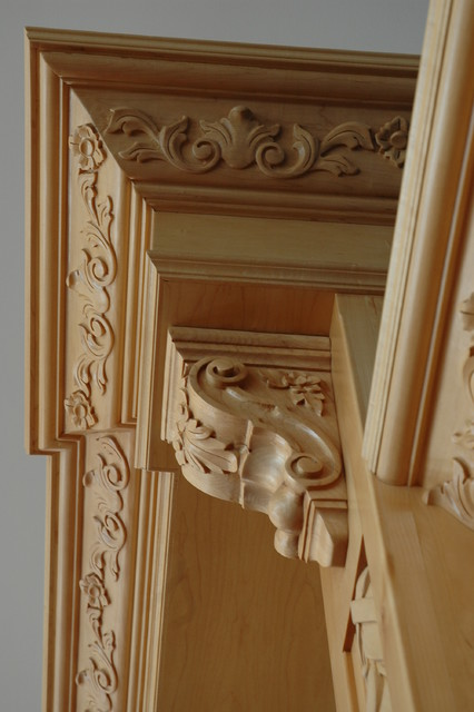 Millwork traditional