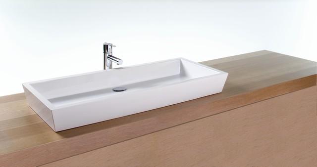 VC836 vessel sink - Modern - Bathroom Sinks - montreal - by WETSTYLE