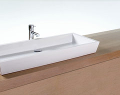 VC836 vessel sink modern-bathroom-sinks