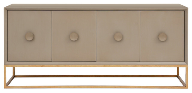 Spencer Entertainment Console midcentury-storage-units-and-cabinets