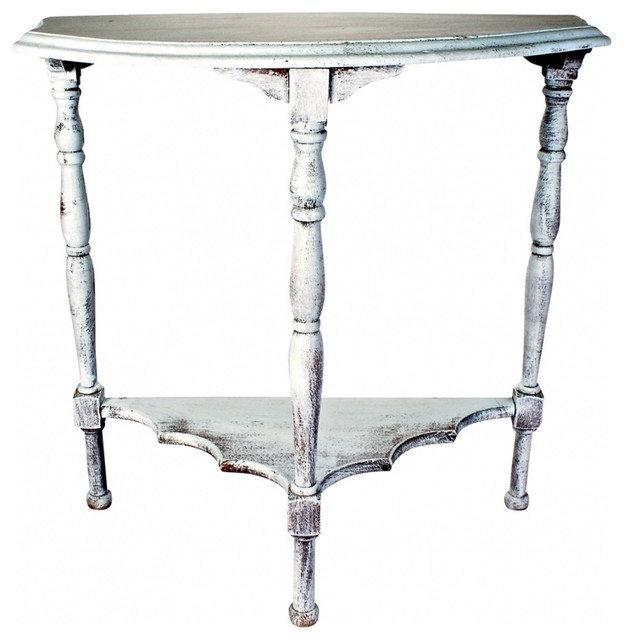 Tripod Side Table eclectic-side-tables-and-end-tables