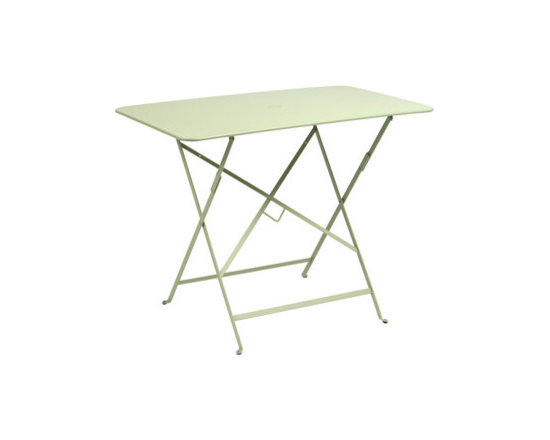 """Fermob Bistro Collection - 0239 Fermob Willow Green Bistro Table 38x22"""""""