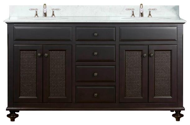 Water Creation Bathroom Vanities traditional-bathroom-vanities-and-sink-consoles