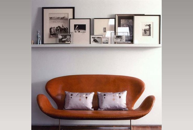CrystalTech - [ Roger Hirsch Architect ] eclectic-living-room