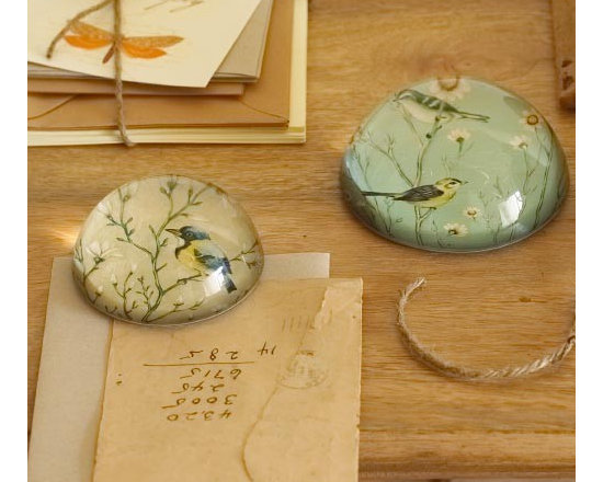 Crystal Paperweights -