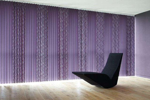 Vertical Blinds Modern Other Metro