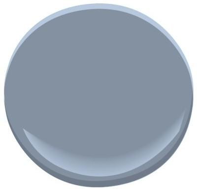 Oxford Gray 2128-40 Paint paint