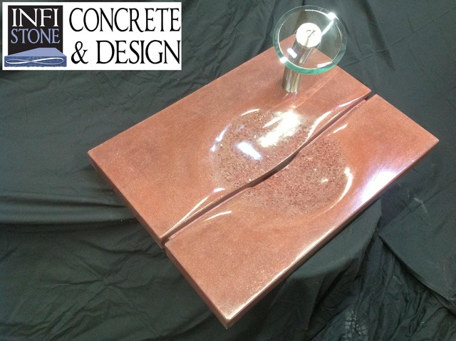 Concrete sink molds for sale images frompo 1 for Concrete bathroom sinks for sale