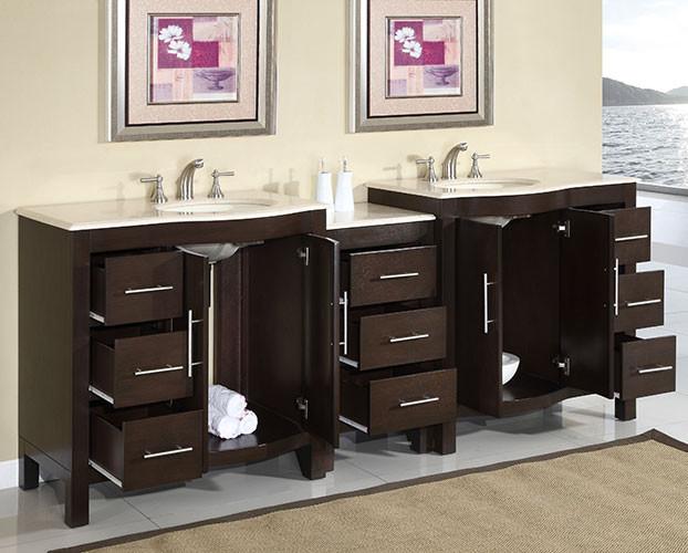 Modular Bathroom Vanities - Modern - miami - by Vanities for Bathrooms