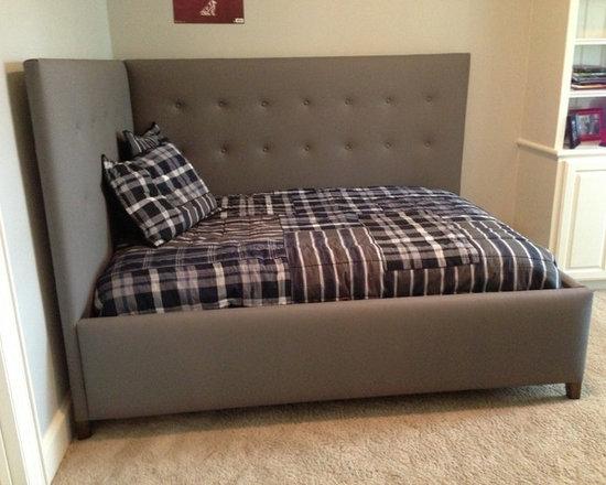 Custom Bed -