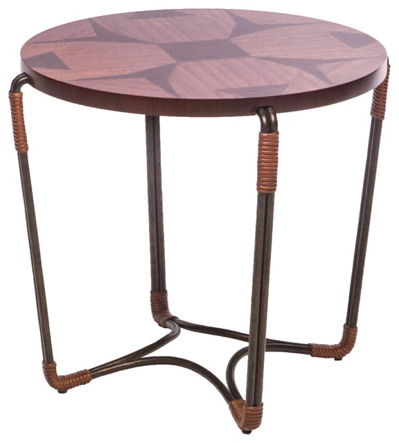 Baton Side Table: 936 traditional-side-tables-and-end-tables