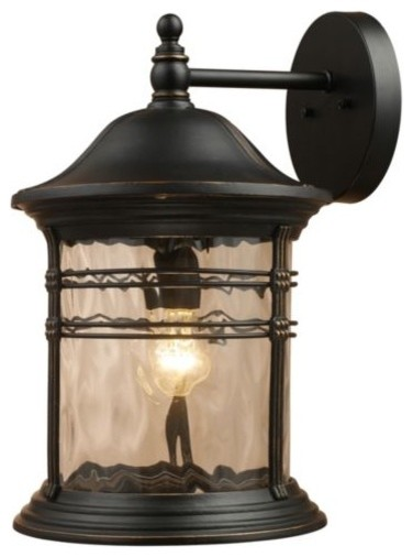 Madison Outdoor Wall Sconce contemporary-outdoor-lighting