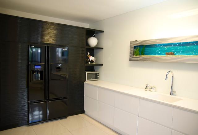 My House modern-kitchen