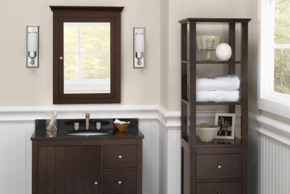 bathroom vanity cabinets hampton contemporary