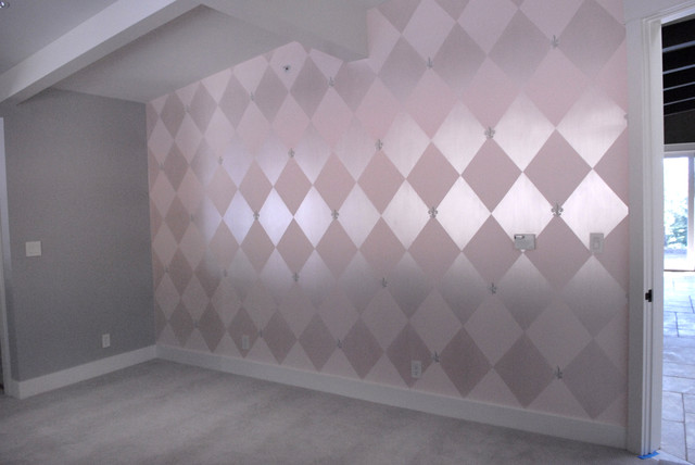 Diamond Bedroom traditional