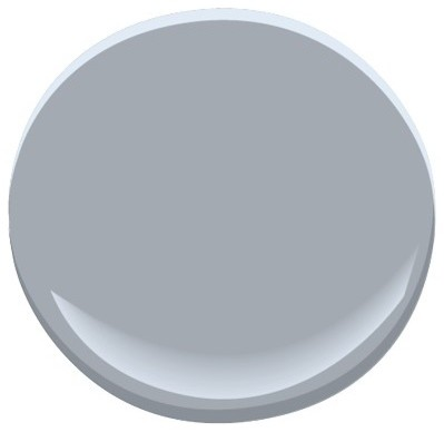 Nickel 2119-50 Paint - Paint - by Benjamin Moore