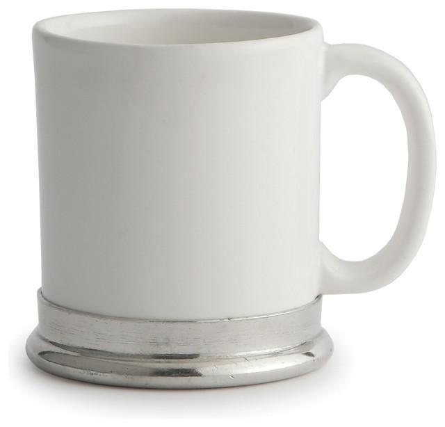 Tuscan Ceramic Mug traditional-mugs