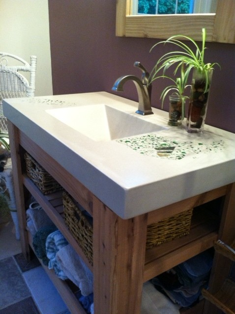 Master Bath Sinks Asian Bathroom Vanities And Sink Consoles Other Metro By Coates Custom
