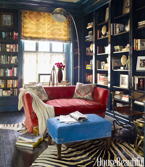 1960's Washington D.C. Townhouse eclectic