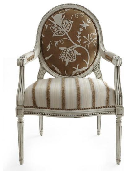 Massoud Magarite Chair traditional-armchairs