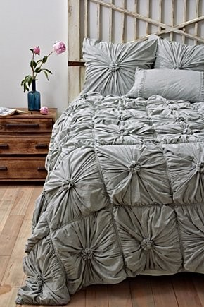 Rosette Quilt eclectic-quilts-and-quilt-sets