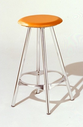 twist stool with seat cushion modern bar stools and